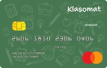 Klasomat – Wirtualny pomocnik skarbnika klasowego karta płatnicza dla skarbników